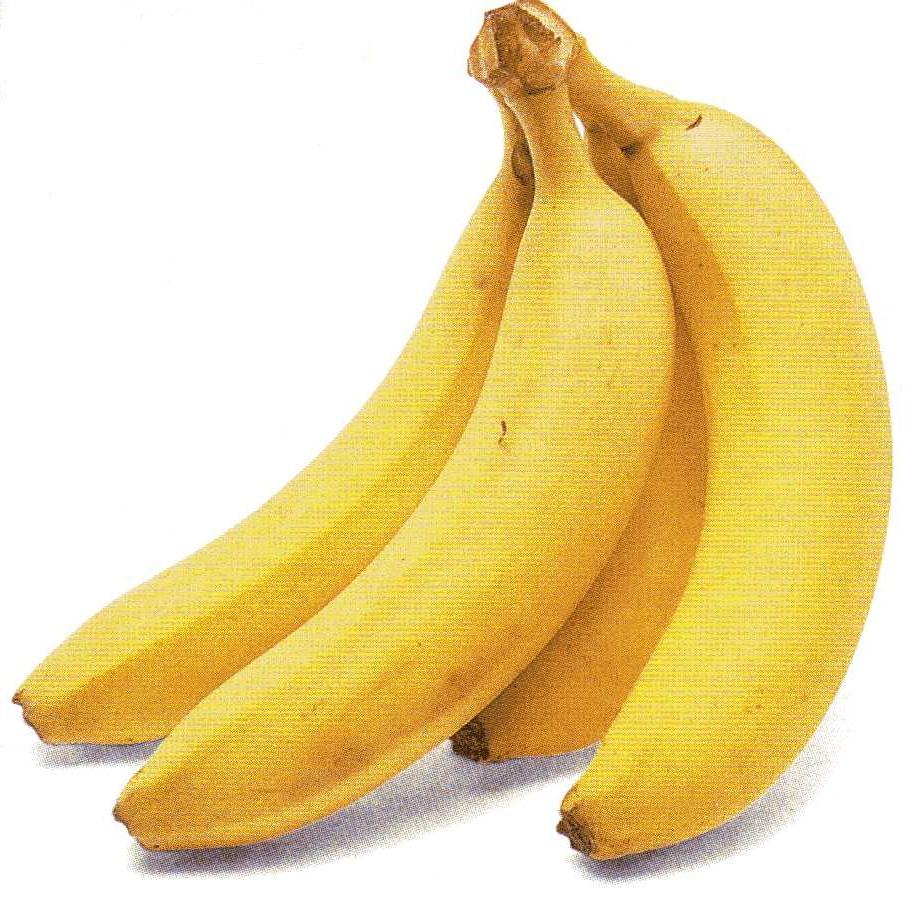 Хлеб с ананасом, кокосом и бананом