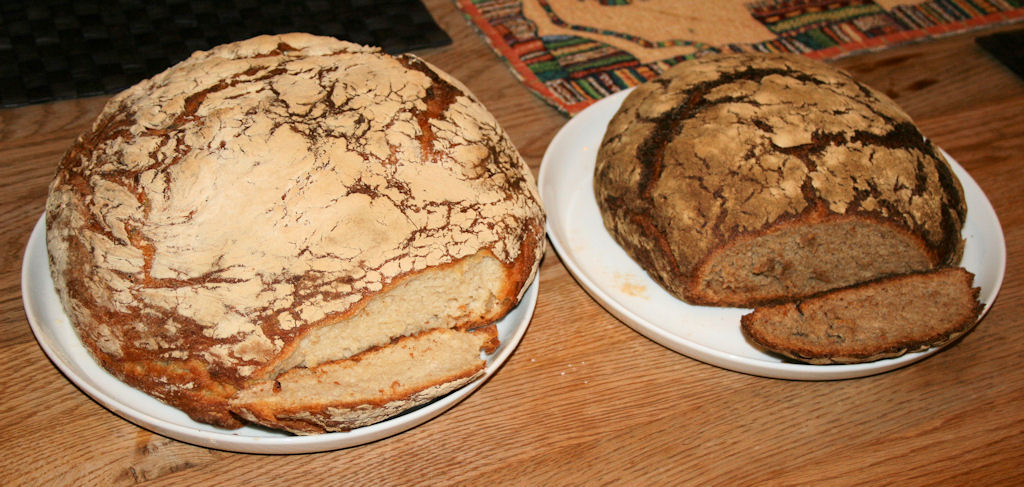 Процессы, протекающие в хлебе при выпечке: уменьшение массы изделия
