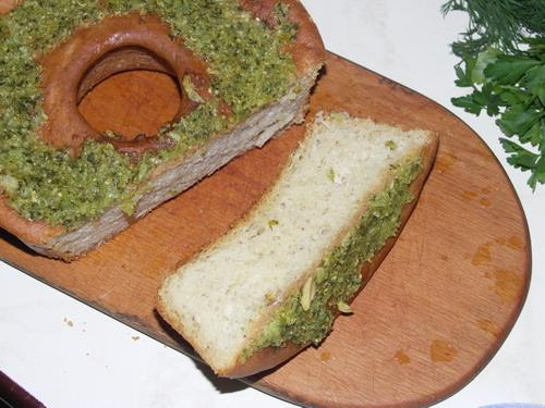 Выпекаем хлеб..модернизированная Фокачча