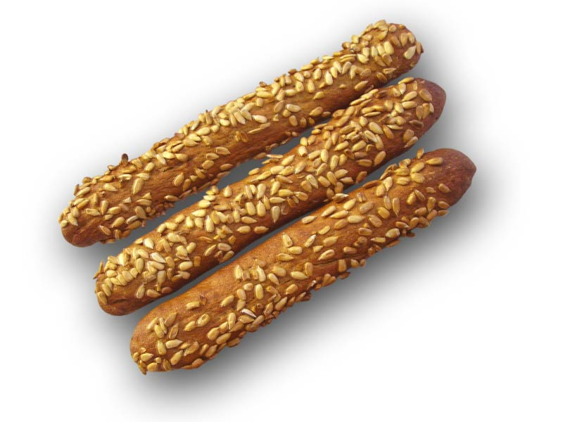 Технология приготовления хлебных палочек