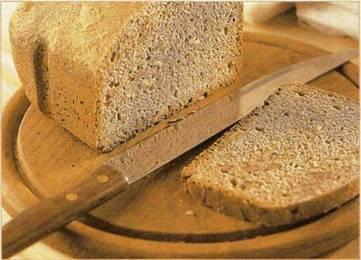 Хлеб с кленовым сиропом и орехами пекан