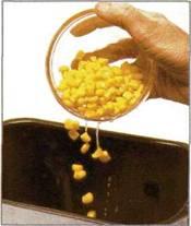 Кукурузные куличи