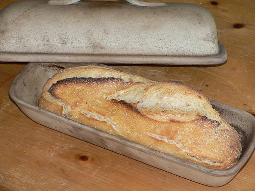 Определение готовности хлеба