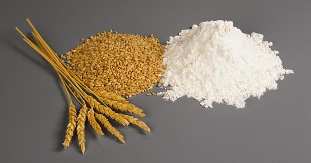 Зерновые культуры: Пшеница