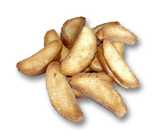 Сухари сдобные пшеничные.