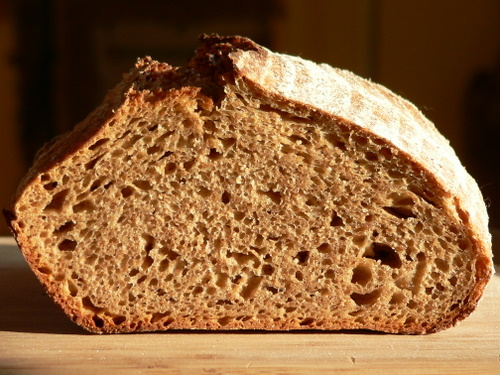 Хлеб из ржаной муки и из смеси разных сортов муки