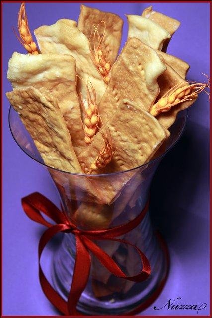 Хрустящие хлебцы