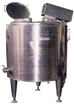 Аппаратурные схемы приготовления пшеничного теста опарными способами