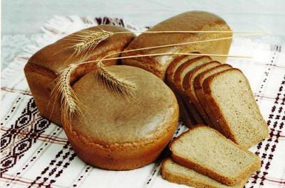 Значение хлеба в питании населения